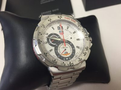 Tag Heuer Formula 1 INDY 500 Chronograph