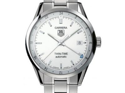 Tag Heuer Carrera Calibre 7 Twin Time (GMT)