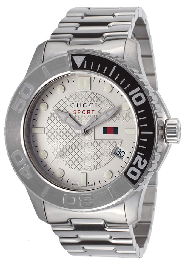 GUCCI G-Timeless Sport - Beige Dial