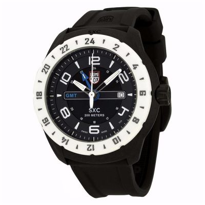 Luminox Space SXC Carbon GMT Mens Watch
