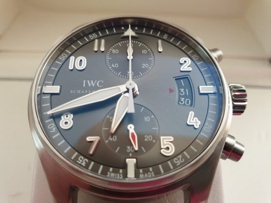 IWC Pilot Spitfire Automatic Chronograph | 43mm | IW387802